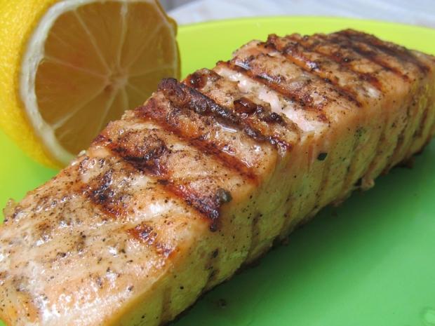 5. Balığı burharda pişirin