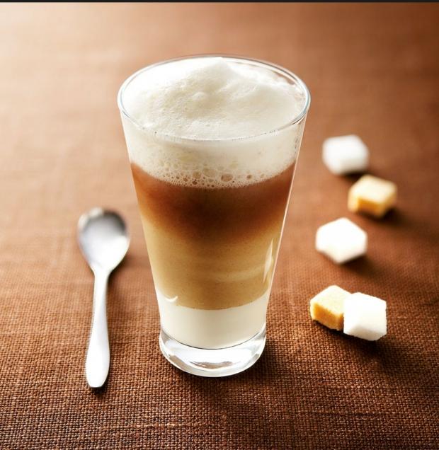 Ev Yapımı Çikolatalı Latte