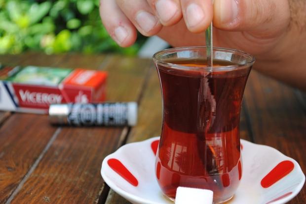 9. Çay